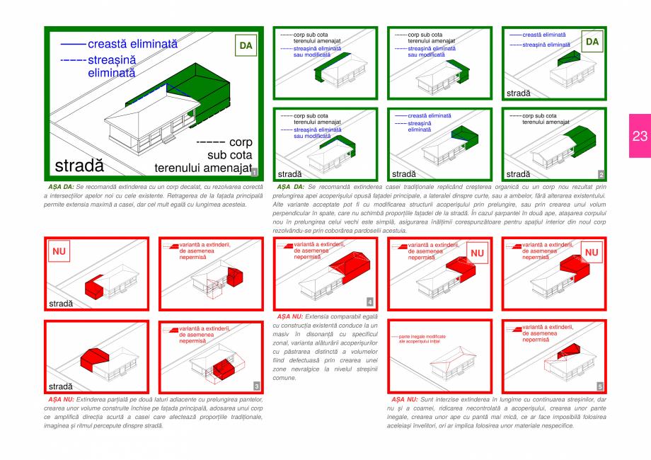 Pagina 25 - Zona Delta Dunarii - Ghid de arhitectura pentru incadrarea in specificul local din...