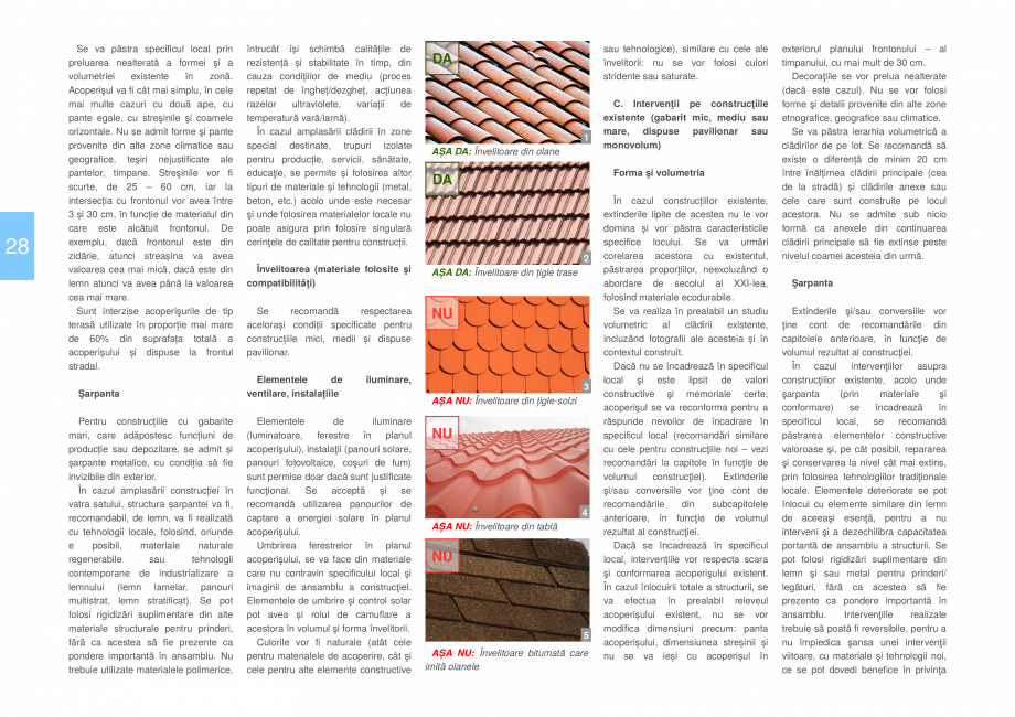 Pagina 30 - Zona Delta Dunarii - Ghid de arhitectura pentru incadrarea in specificul local din...
