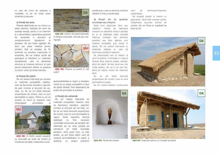 Pagina 35 - Zona Delta Dunarii - Ghid de arhitectura pentru incadrarea in specificul local din...