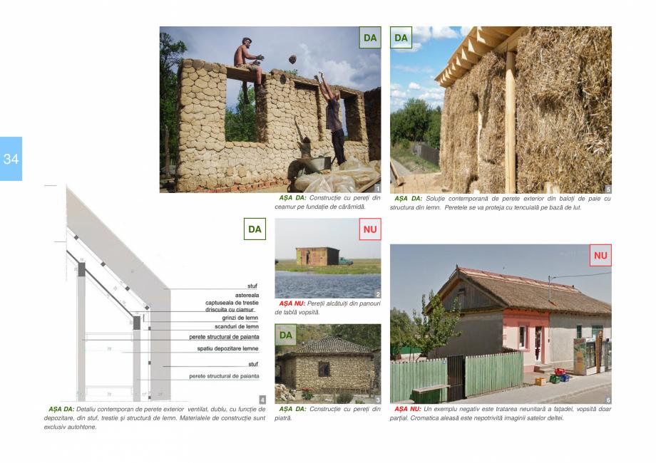 Pagina 36 - Zona Delta Dunarii - Ghid de arhitectura pentru incadrarea in specificul local din...
