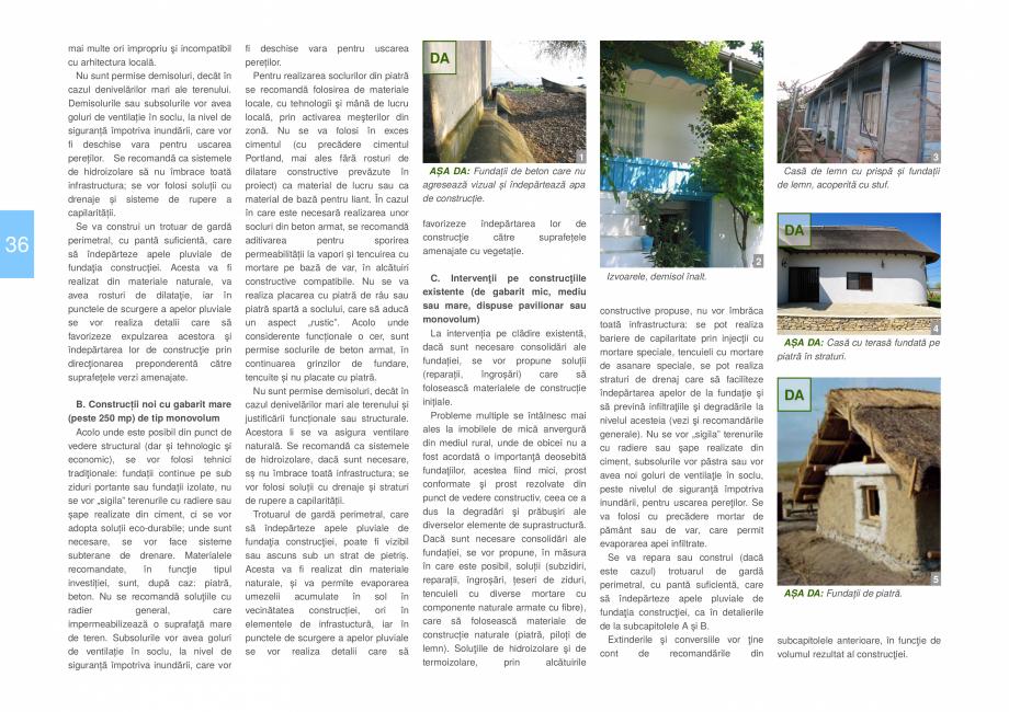 Pagina 38 - Zona Delta Dunarii - Ghid de arhitectura pentru incadrarea in specificul local din...
