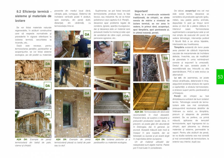 Pagina 55 - Zona Delta Dunarii - Ghid de arhitectura pentru incadrarea in specificul local din...