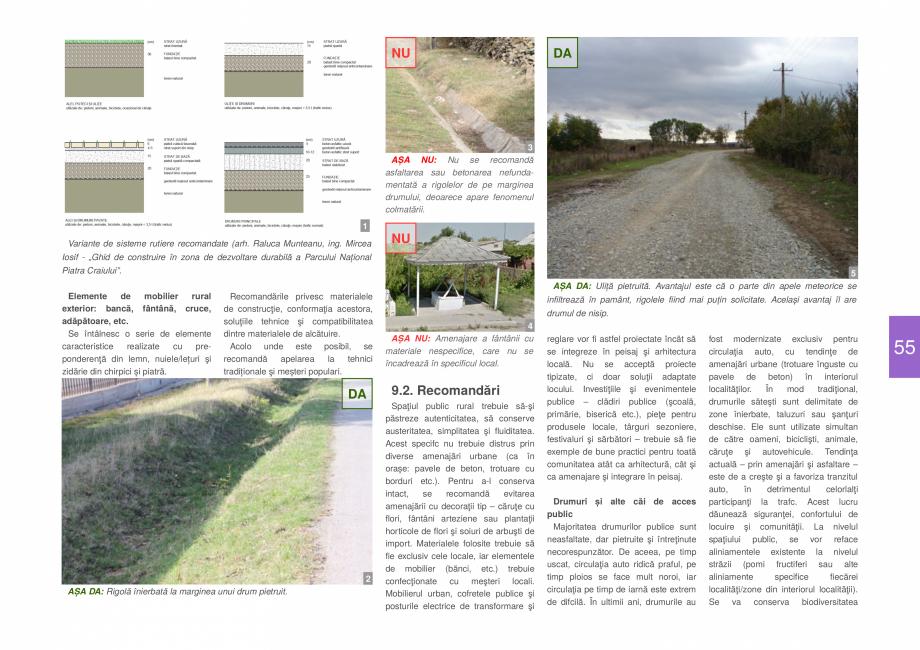 Pagina 57 - Zona Delta Dunarii - Ghid de arhitectura pentru incadrarea in specificul local din...