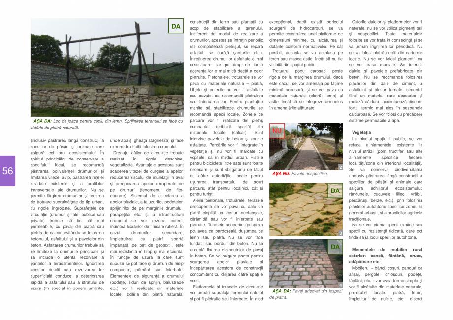 Pagina 58 - Zona Delta Dunarii - Ghid de arhitectura pentru incadrarea in specificul local din...