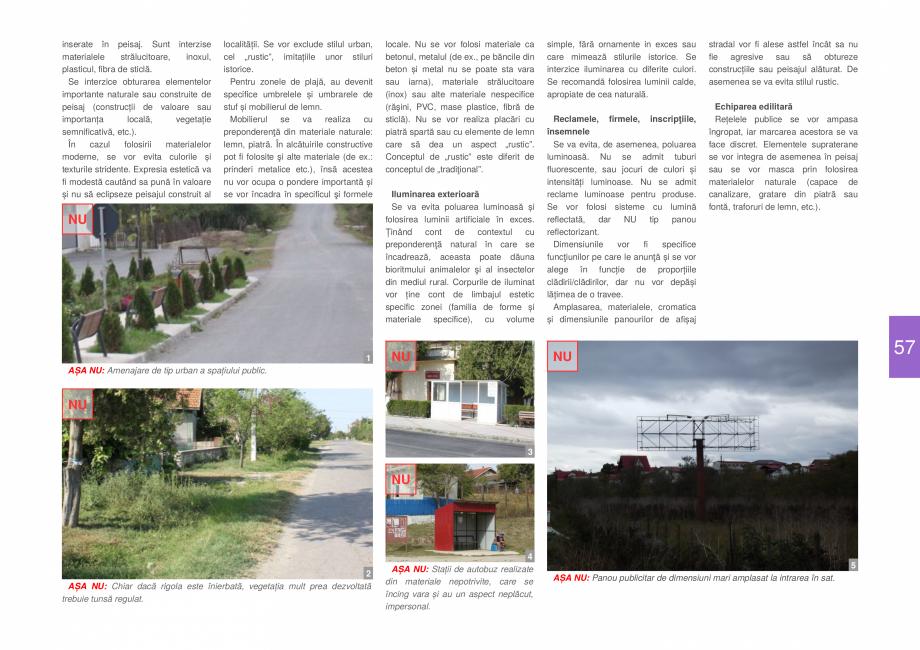 Pagina 59 - Zona Delta Dunarii - Ghid de arhitectura pentru incadrarea in specificul local din...