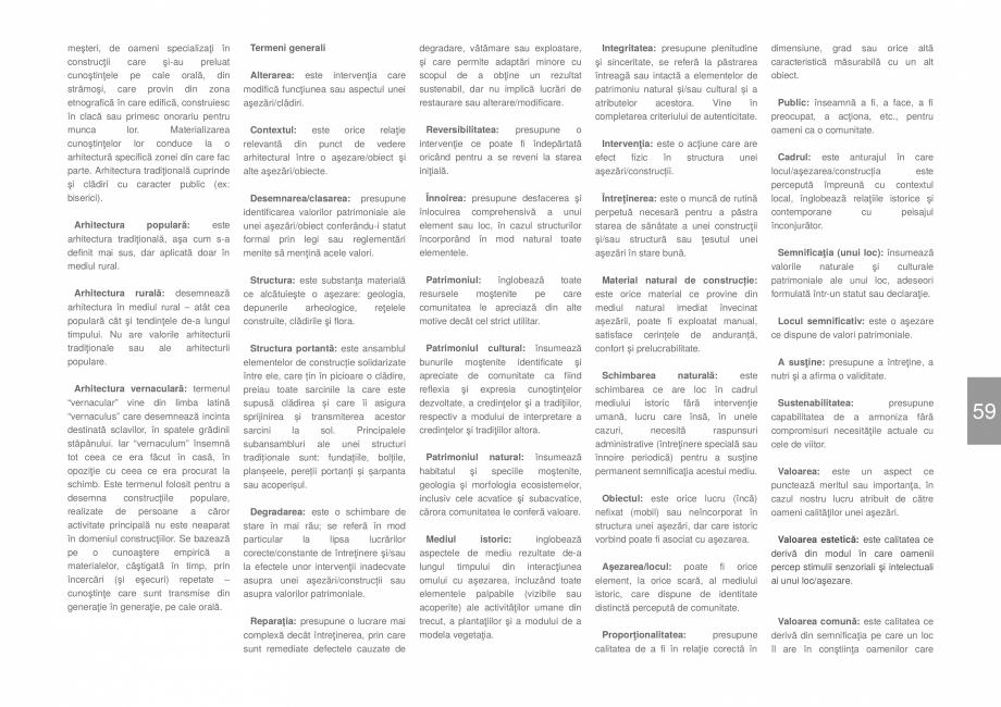 Pagina 61 - Zona Delta Dunarii - Ghid de arhitectura pentru incadrarea in specificul local din...