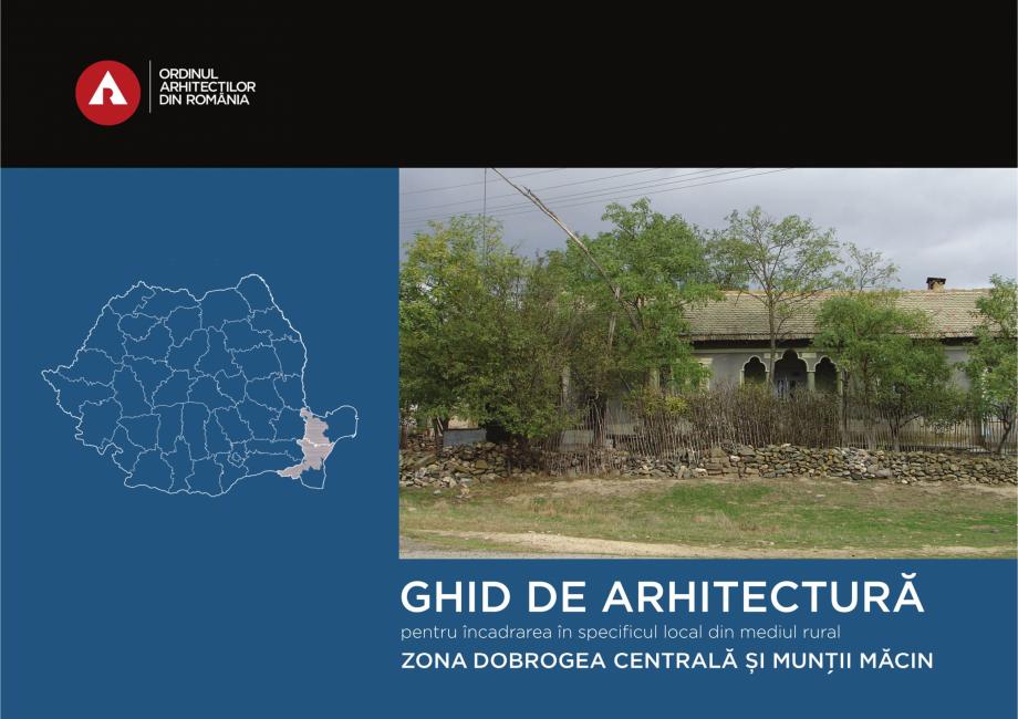 Pagina 1 - Zona Dobrogea Centrala si Muntii Macin - Ghid de arhitectura pentru incadrarea in...