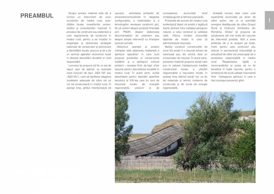 Pagina 3 - Zona Dobrogea Centrala si Muntii Macin - Ghid de arhitectura pentru incadrarea in...