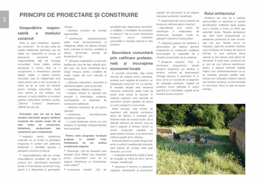 Pagina 4 - Zona Dobrogea Centrala si Muntii Macin - Ghid de arhitectura pentru incadrarea in...