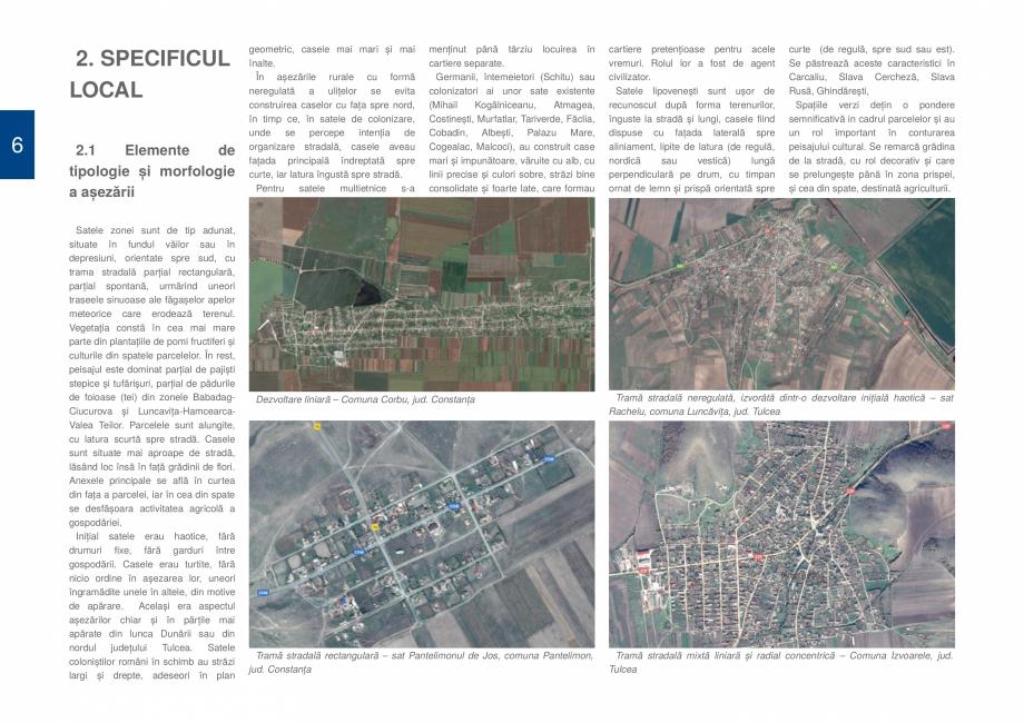 Pagina 8 - Zona Dobrogea Centrala si Muntii Macin - Ghid de arhitectura pentru incadrarea in...