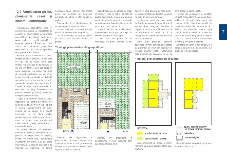 Pagina 9 - Zona Dobrogea Centrala si Muntii Macin - Ghid de arhitectura pentru incadrarea in...