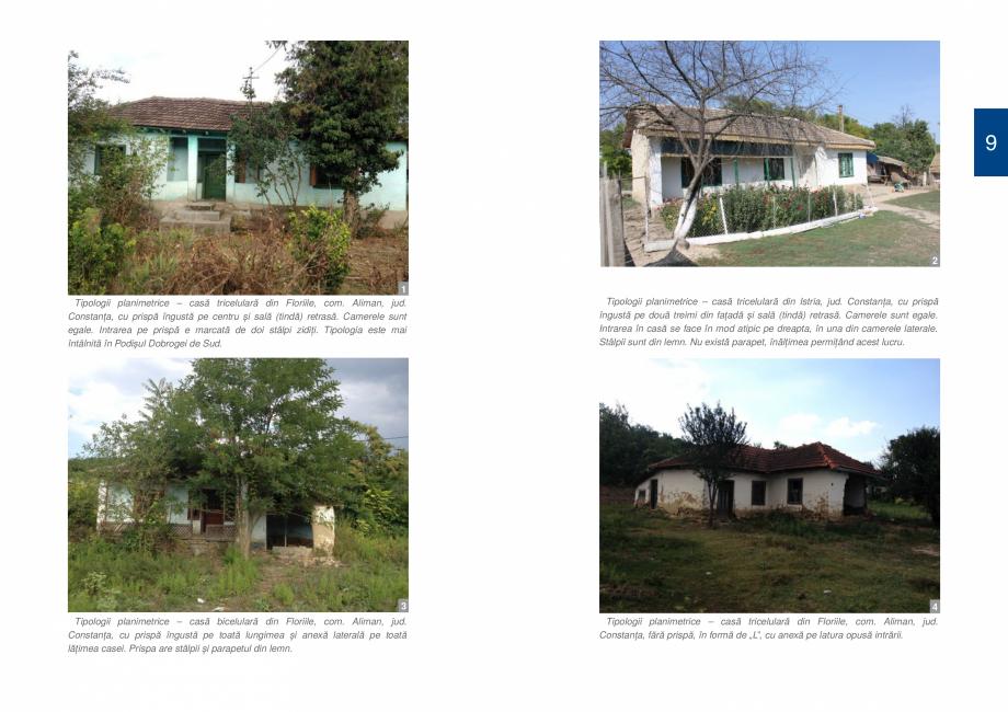 Pagina 11 - Zona Dobrogea Centrala si Muntii Macin - Ghid de arhitectura pentru incadrarea in...