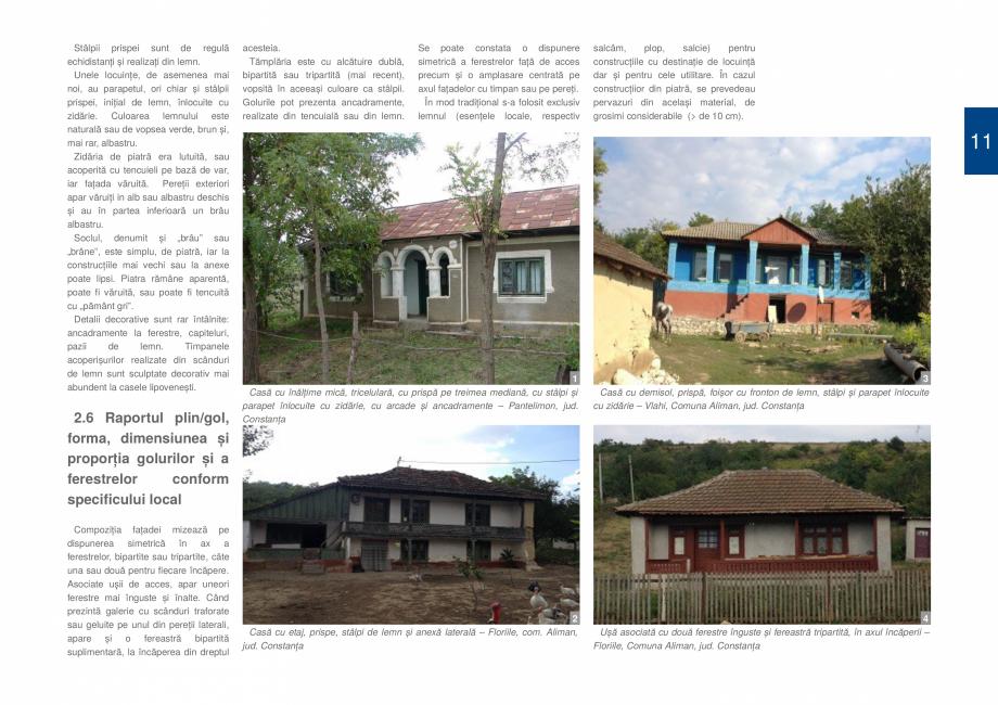 Pagina 13 - Zona Dobrogea Centrala si Muntii Macin - Ghid de arhitectura pentru incadrarea in...