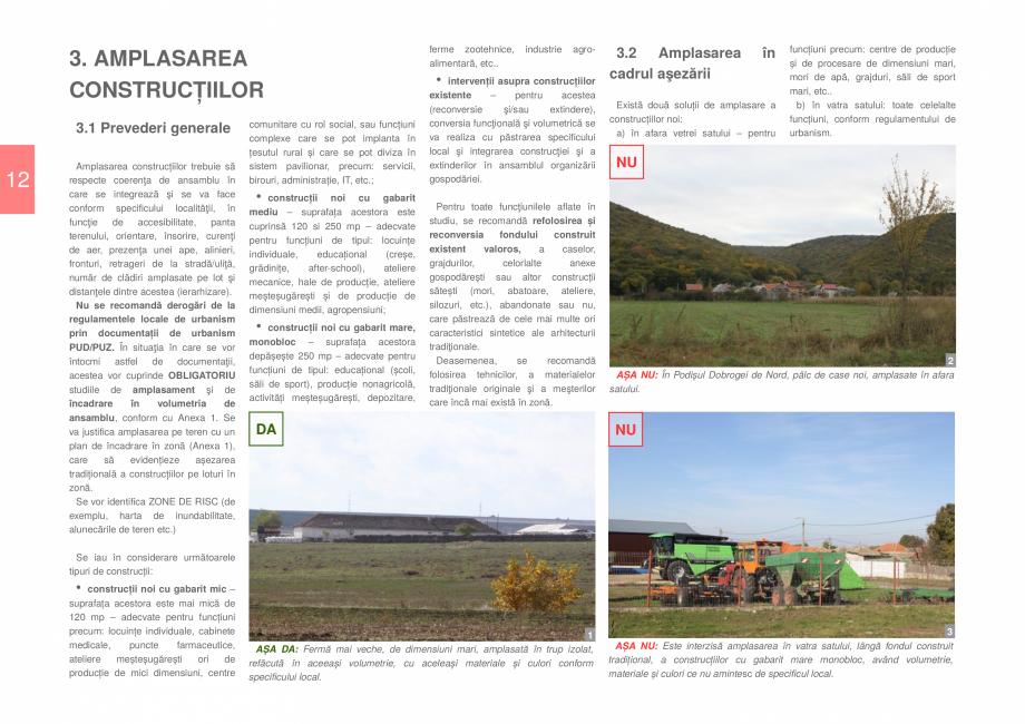 Pagina 14 - Zona Dobrogea Centrala si Muntii Macin - Ghid de arhitectura pentru incadrarea in...