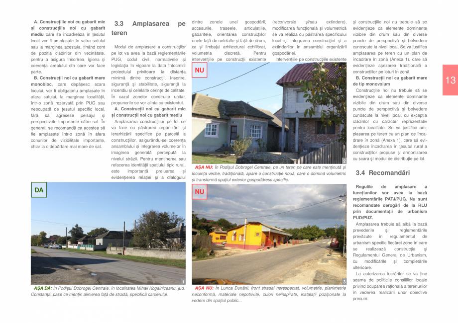 Pagina 15 - Zona Dobrogea Centrala si Muntii Macin - Ghid de arhitectura pentru incadrarea in...