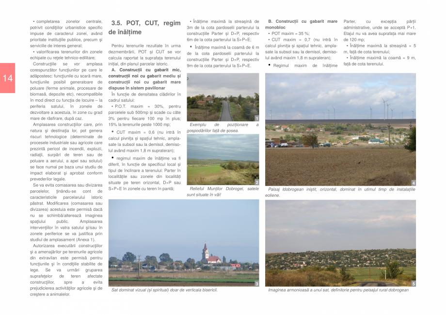 Pagina 16 - Zona Dobrogea Centrala si Muntii Macin - Ghid de arhitectura pentru incadrarea in...