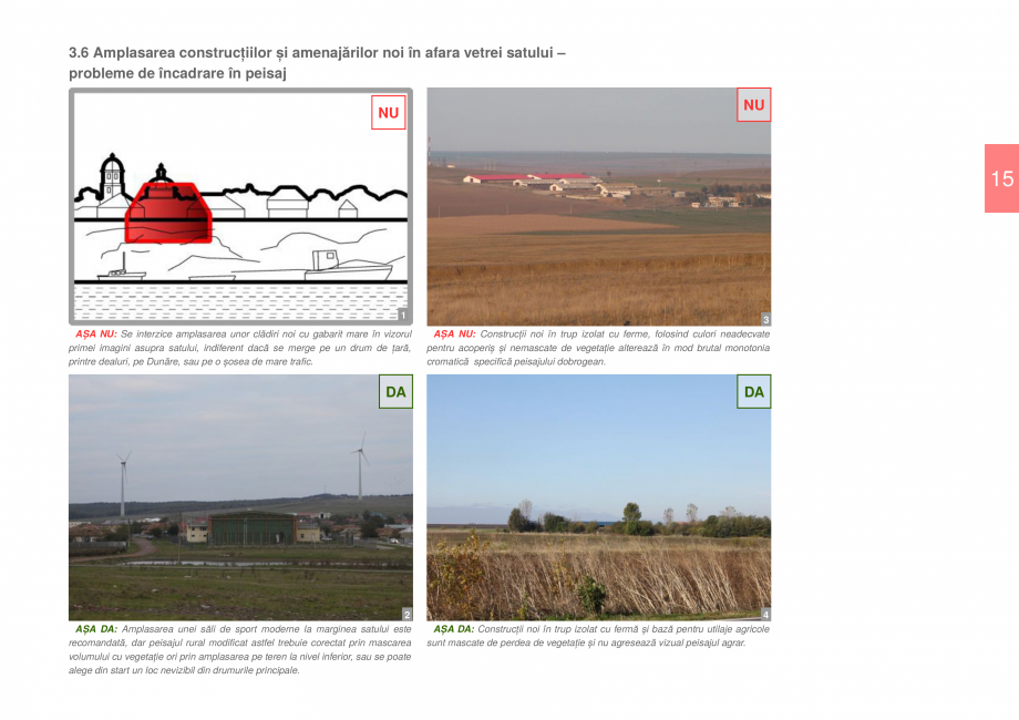 Pagina 17 - Zona Dobrogea Centrala si Muntii Macin - Ghid de arhitectura pentru incadrarea in...