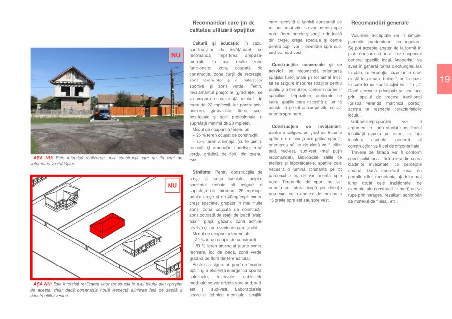 Pagina 21 - Zona Dobrogea Centrala si Muntii Macin - Ghid de arhitectura pentru incadrarea in...