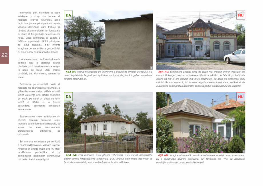 Pagina 24 - Zona Dobrogea Centrala si Muntii Macin - Ghid de arhitectura pentru incadrarea in...