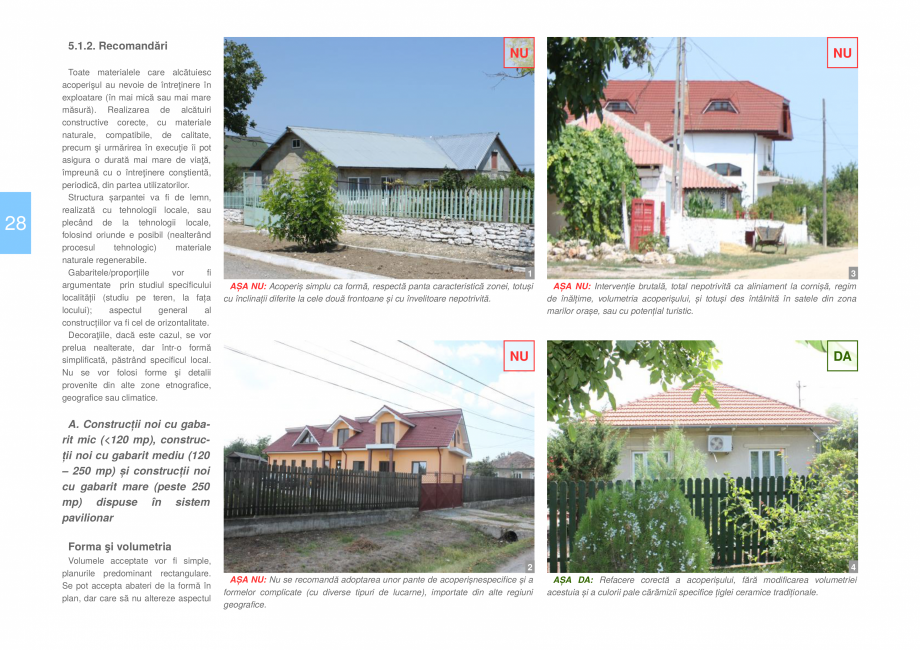 Pagina 30 - Zona Dobrogea Centrala si Muntii Macin - Ghid de arhitectura pentru incadrarea in...