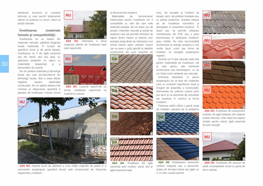 Pagina 32 - Zona Dobrogea Centrala si Muntii Macin - Ghid de arhitectura pentru incadrarea in...