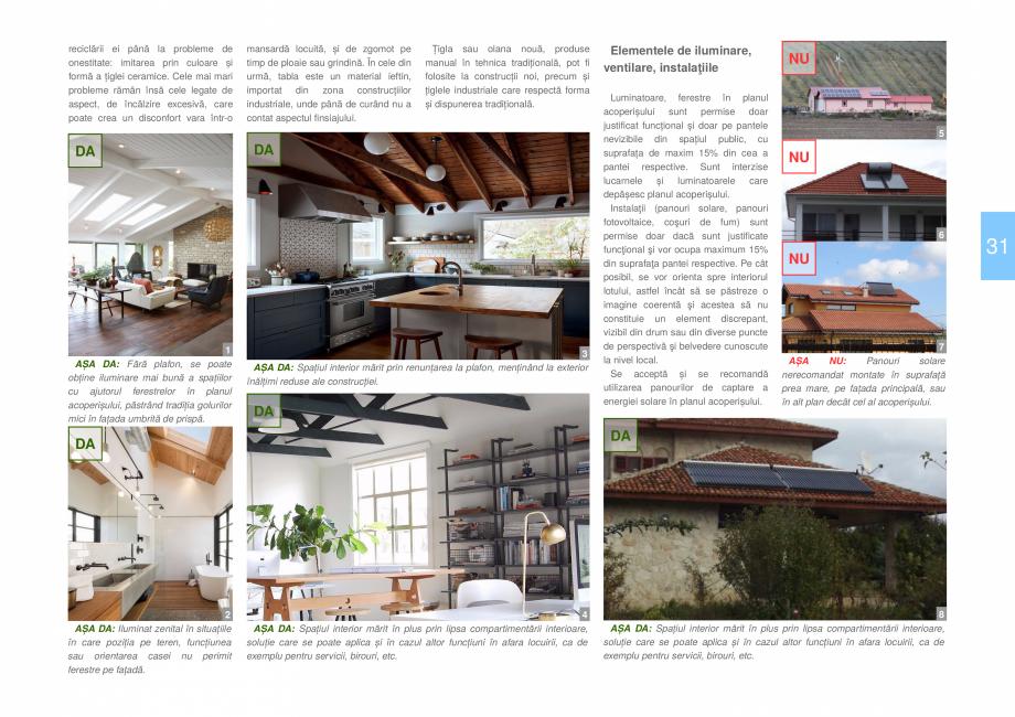 Pagina 33 - Zona Dobrogea Centrala si Muntii Macin - Ghid de arhitectura pentru incadrarea in...