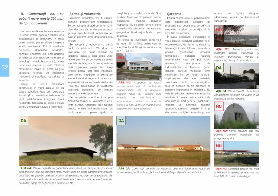 Pagina 34 - Zona Dobrogea Centrala si Muntii Macin - Ghid de arhitectura pentru incadrarea in...