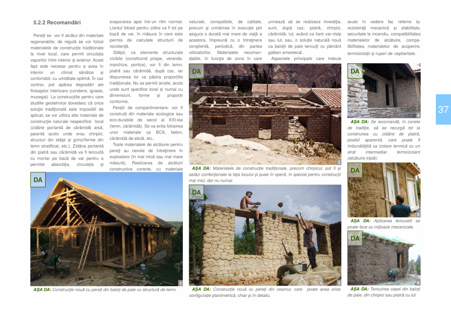 Pagina 39 - Zona Dobrogea Centrala si Muntii Macin - Ghid de arhitectura pentru incadrarea in...