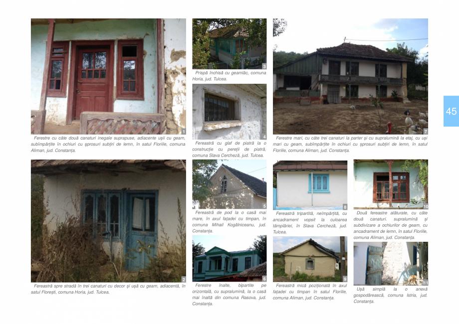 Pagina 47 - Zona Dobrogea Centrala si Muntii Macin - Ghid de arhitectura pentru incadrarea in...