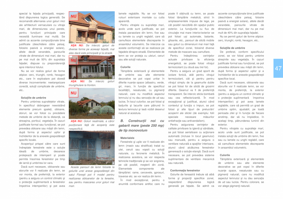 Pagina 49 - Zona Dobrogea Centrala si Muntii Macin - Ghid de arhitectura pentru incadrarea in...