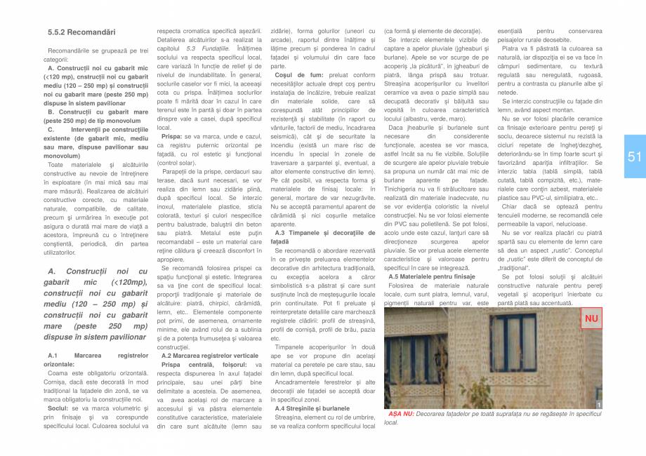 Pagina 53 - Zona Dobrogea Centrala si Muntii Macin - Ghid de arhitectura pentru incadrarea in...