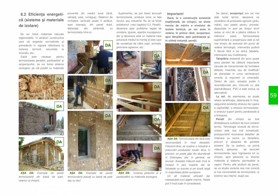 Pagina 61 - Zona Dobrogea Centrala si Muntii Macin - Ghid de arhitectura pentru incadrarea in...