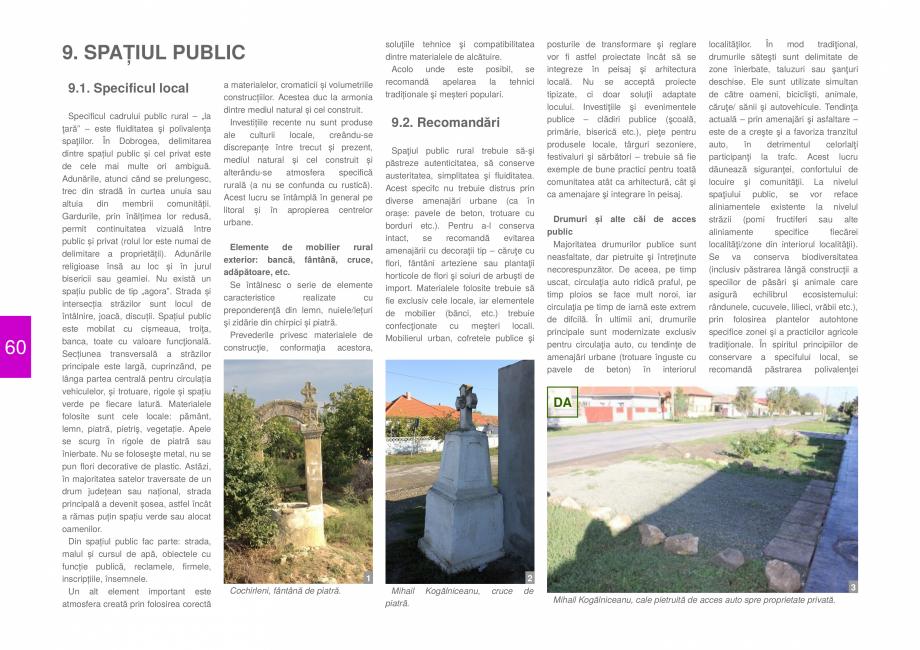 Pagina 62 - Zona Dobrogea Centrala si Muntii Macin - Ghid de arhitectura pentru incadrarea in...