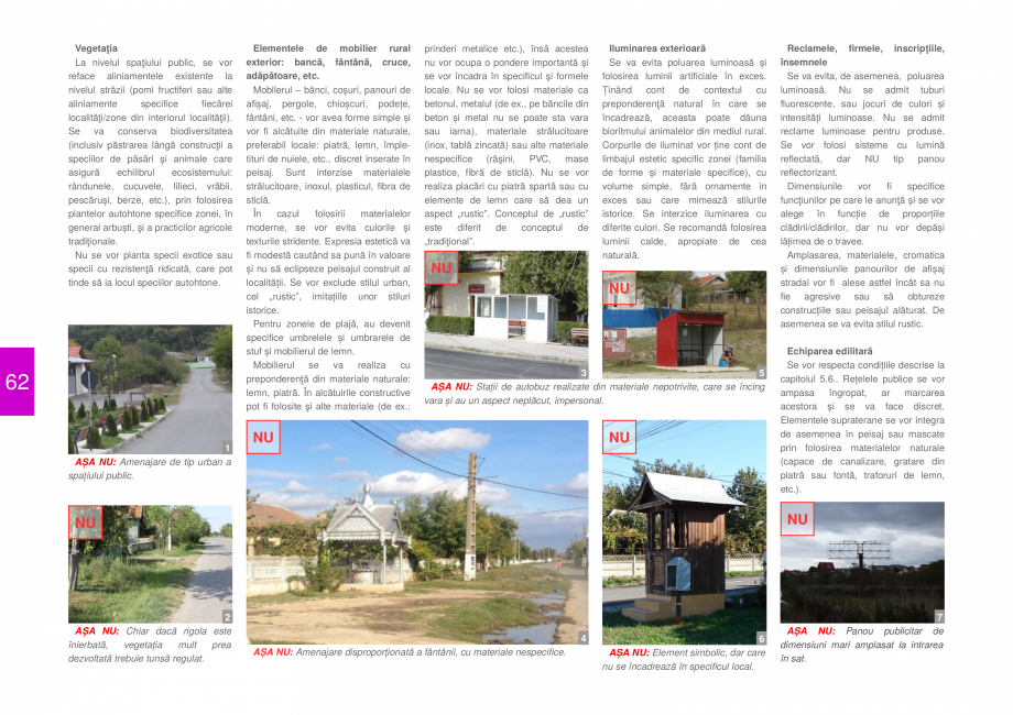 Pagina 64 - Zona Dobrogea Centrala si Muntii Macin - Ghid de arhitectura pentru incadrarea in...