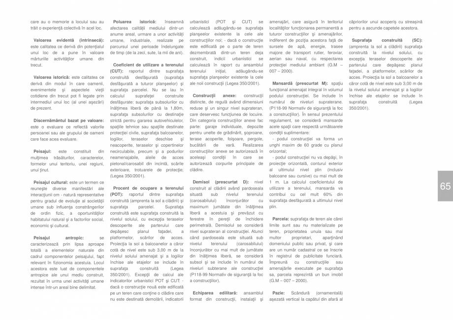 Pagina 67 - Zona Dobrogea Centrala si Muntii Macin - Ghid de arhitectura pentru incadrarea in...