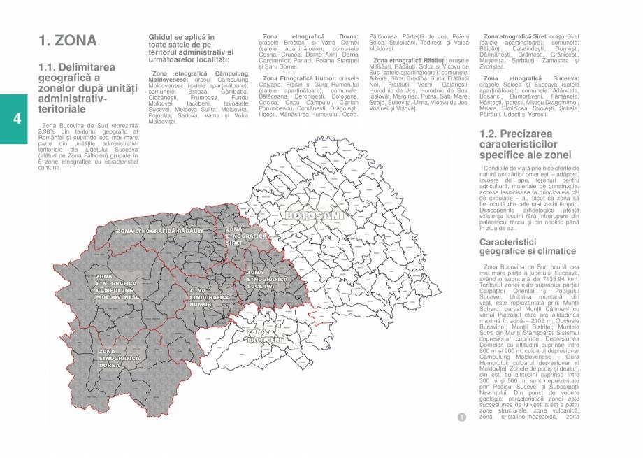 Pagina 6 - Zona Bucovina de Sud - Ghid de arhitectura pentru incadrarea in specificul local din...