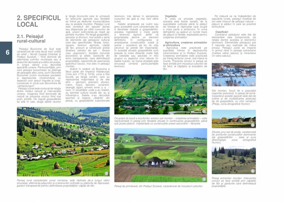 Pagina 8 - Zona Bucovina de Sud - Ghid de arhitectura pentru incadrarea in specificul local din...