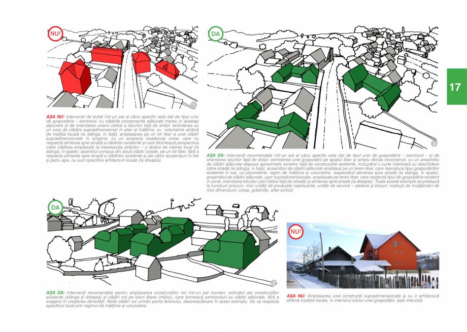 Pagina 19 - Zona Bucovina de Sud - Ghid de arhitectura pentru incadrarea in specificul local din...
