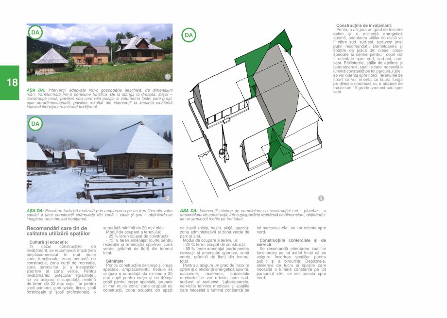 Pagina 20 - Zona Bucovina de Sud - Ghid de arhitectura pentru incadrarea in specificul local din...