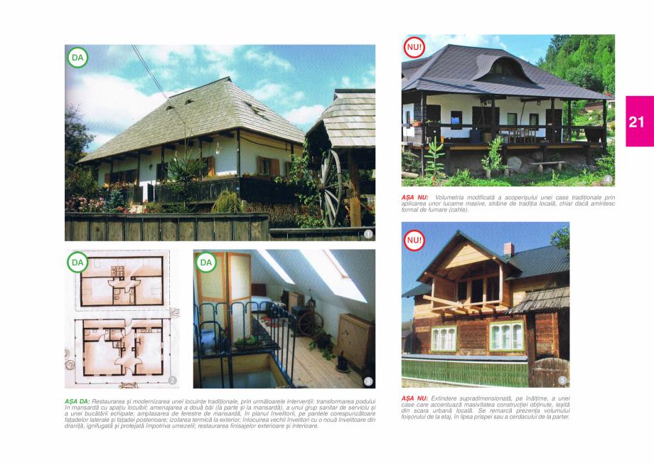 Pagina 23 - Zona Bucovina de Sud - Ghid de arhitectura pentru incadrarea in specificul local din...
