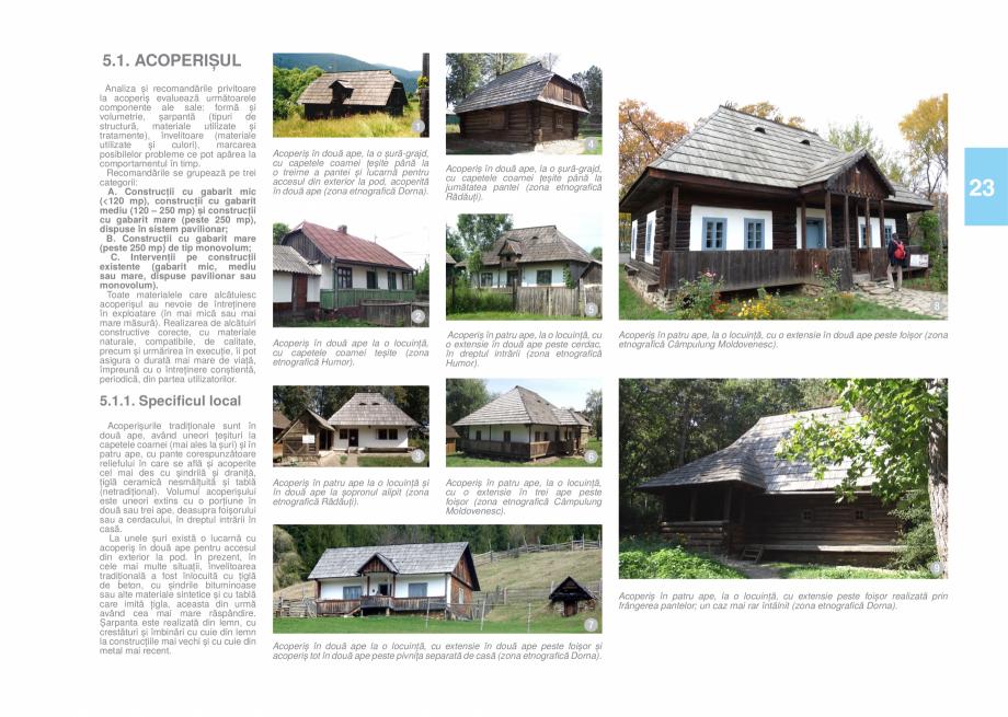 Pagina 25 - Zona Bucovina de Sud - Ghid de arhitectura pentru incadrarea in specificul local din...