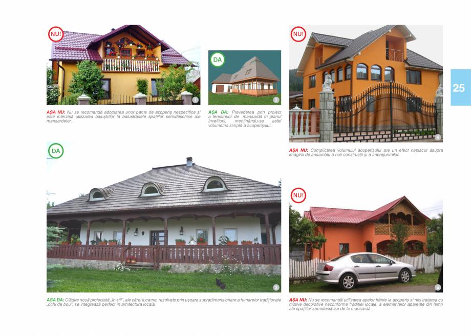 Pagina 27 - Zona Bucovina de Sud - Ghid de arhitectura pentru incadrarea in specificul local din...