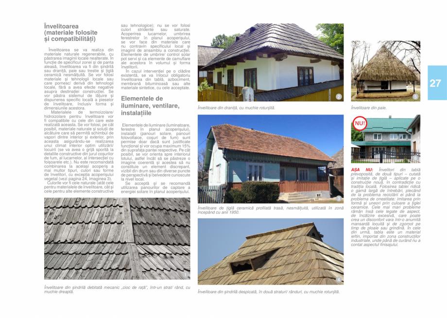 Pagina 29 - Zona Bucovina de Sud - Ghid de arhitectura pentru incadrarea in specificul local din...