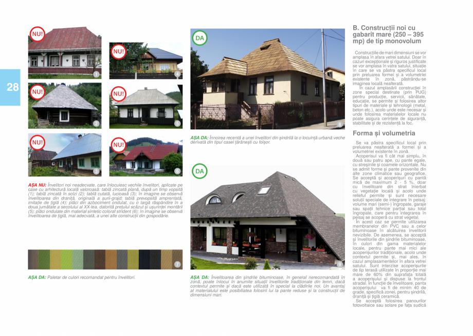 Pagina 30 - Zona Bucovina de Sud - Ghid de arhitectura pentru incadrarea in specificul local din...