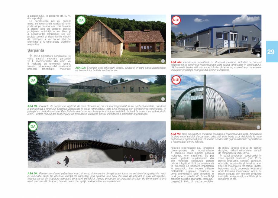 Pagina 31 - Zona Bucovina de Sud - Ghid de arhitectura pentru incadrarea in specificul local din...