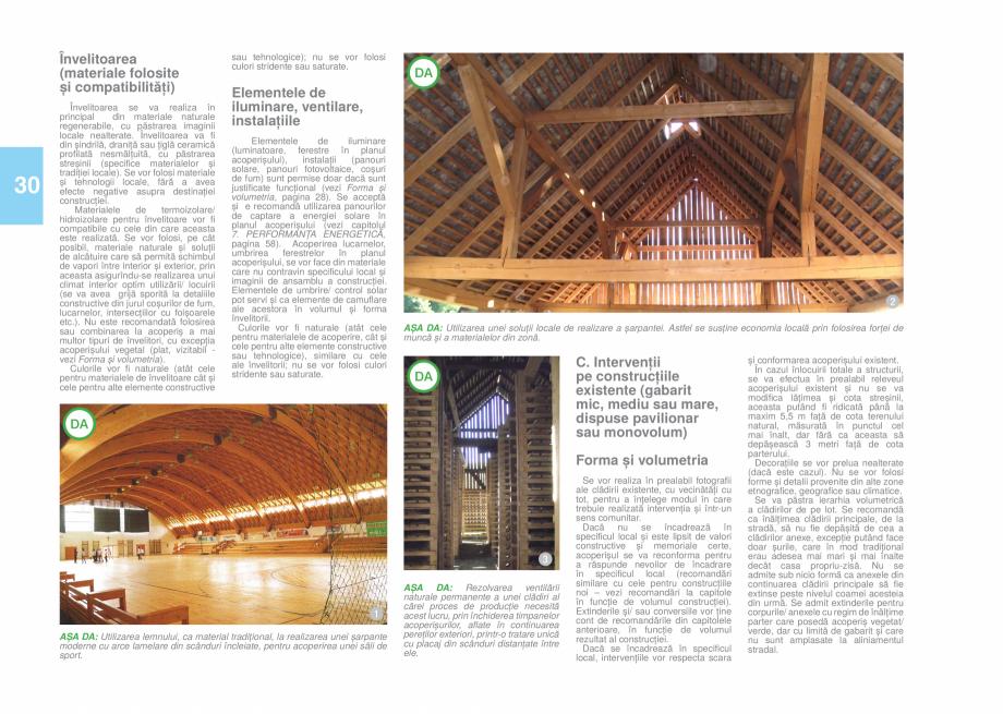 Pagina 32 - Zona Bucovina de Sud - Ghid de arhitectura pentru incadrarea in specificul local din...