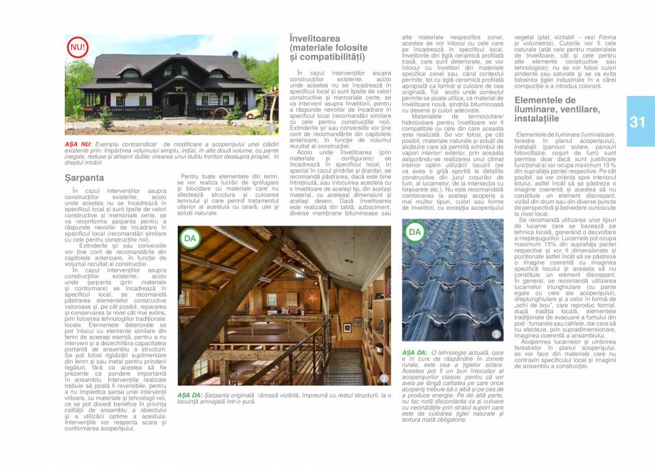 Pagina 33 - Zona Bucovina de Sud - Ghid de arhitectura pentru incadrarea in specificul local din...