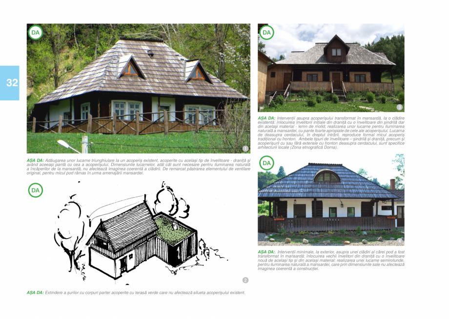 Pagina 34 - Zona Bucovina de Sud - Ghid de arhitectura pentru incadrarea in specificul local din...