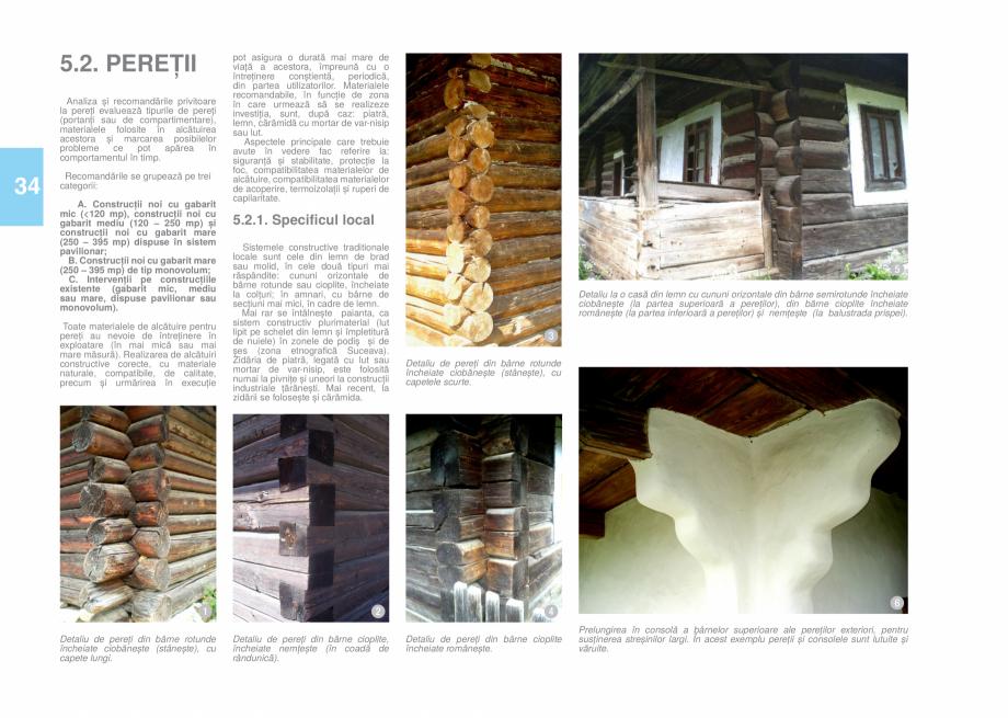 Pagina 36 - Zona Bucovina de Sud - Ghid de arhitectura pentru incadrarea in specificul local din...