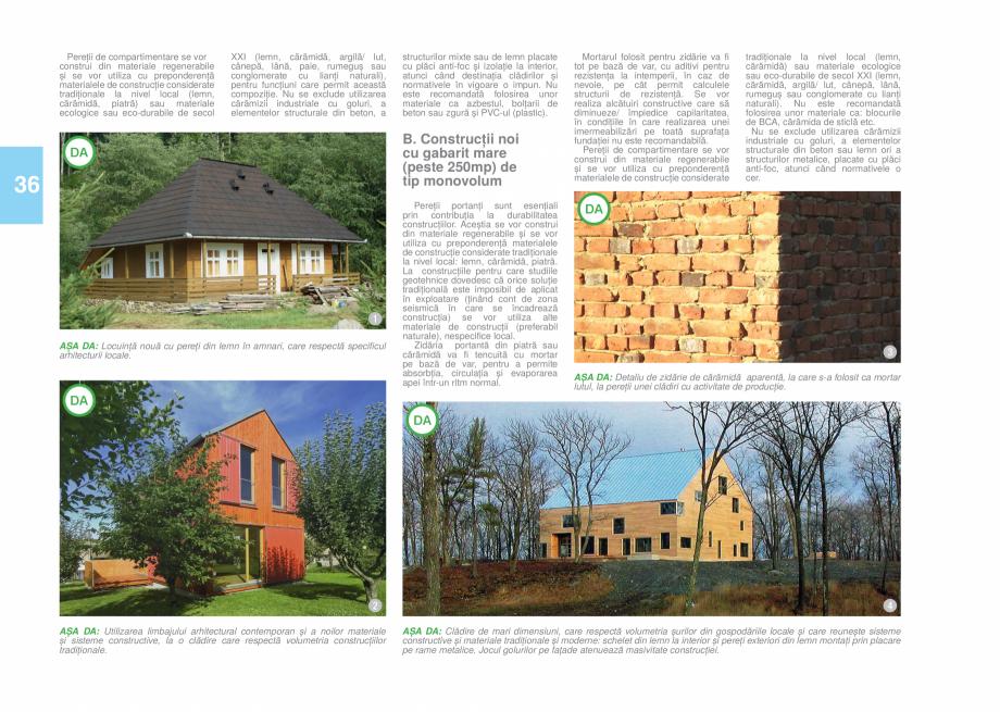 Pagina 38 - Zona Bucovina de Sud - Ghid de arhitectura pentru incadrarea in specificul local din...